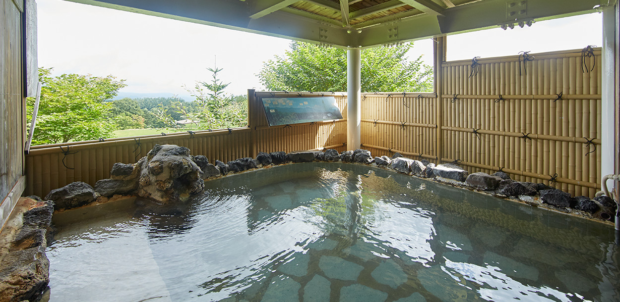 Hachimantai Hot Spring